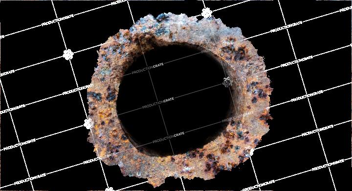 Bullet Hole 11