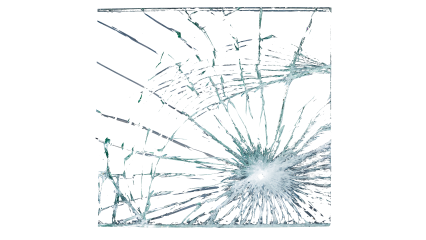 Bullet Hole Glass HD 7K