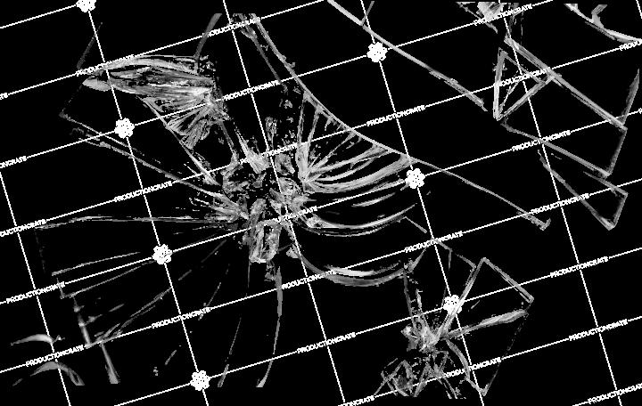 Broken Glass HD 9K