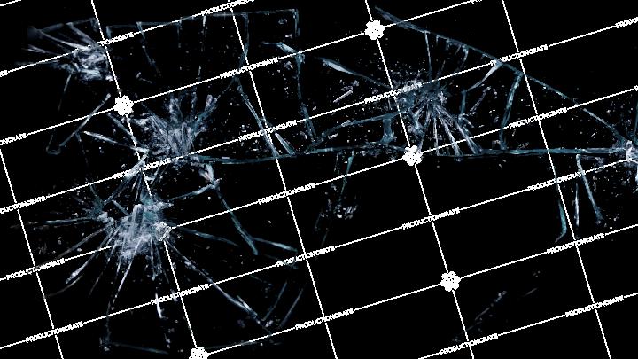 Broken Glass HD 7K