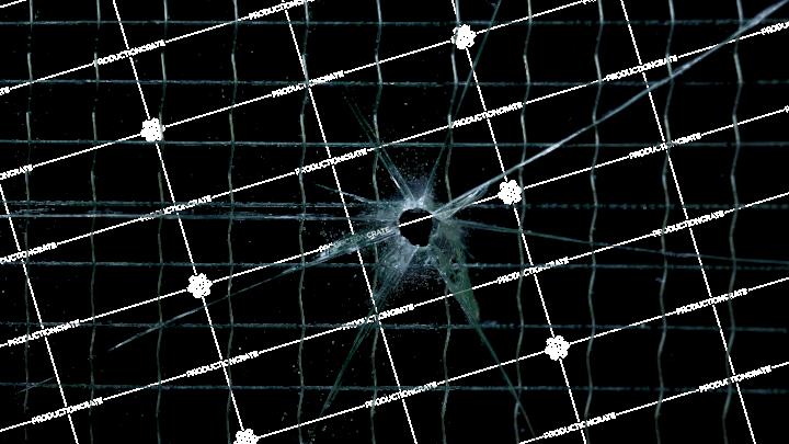 Bullet Hole Glass HD 7K