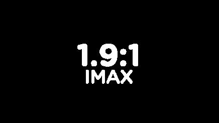1.9:1 2k Imax HD