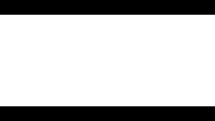 2.35:1 2k Widescreen Cinema HD