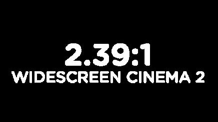 2.39:1 8k Widescreen Cinema HD