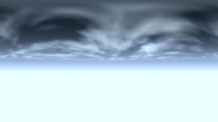 HDRI Aerial Clouds 5