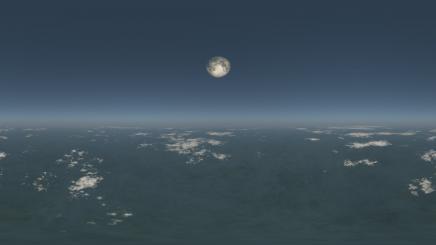 HDRI Moonlight 1