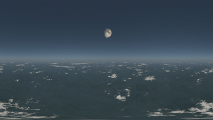 HDRI Moonlight HD