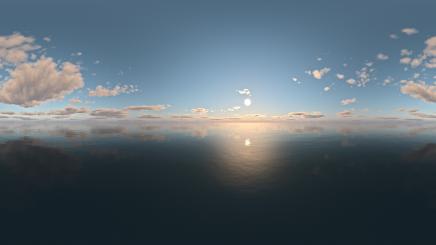 HDRI Ocean 2