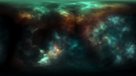Space Nebula Environment HD