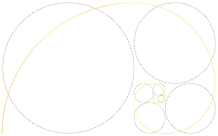 Golden Spiral Circle HD 12K