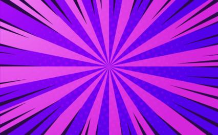 Toon Violet Bg HD 7K