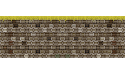 Pixel Brick Brown HD 8K