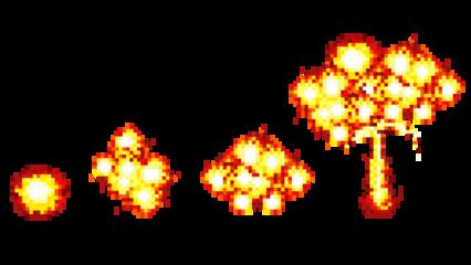 Pixel Explosion HD 16K