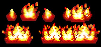 Pixel Fire HD 16K