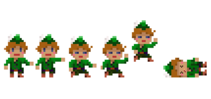 Pixel Robinhood HD 16K