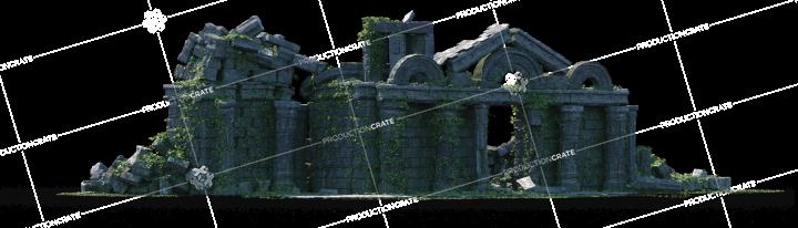 Temple Ancient Ruins 07