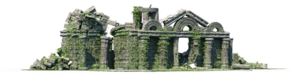 Temple Ancient Ruins HD 3K