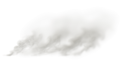 Distant Smoke Plume 1