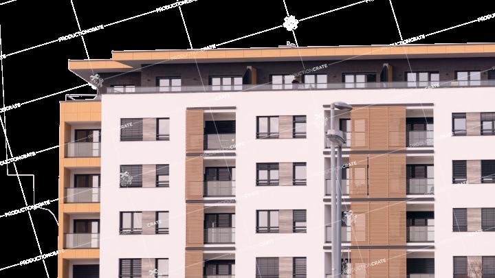 Building Apartment Structure 3