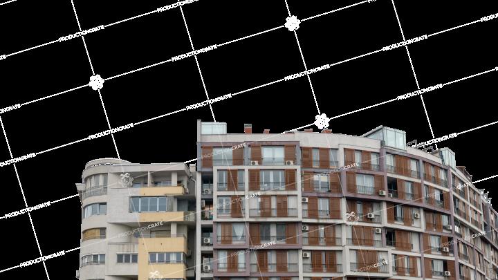 Building Apartment Structure 7
