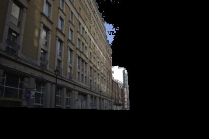 Building Street HD 6K