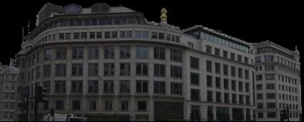 City Street Backdrop HD 5K