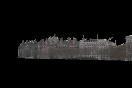Cityscape HD 3K
