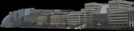 London City Skyline HD 4K