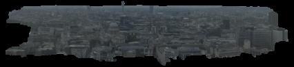 London City Skyline HD 14K