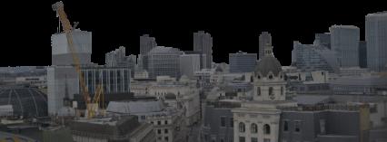 London City Skyline HD 9K