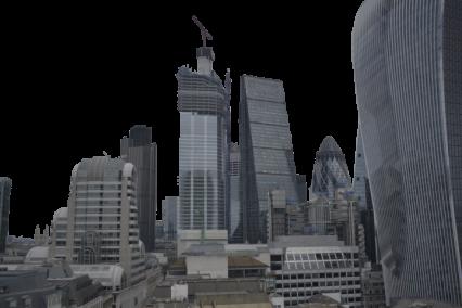 London City Skyline HD 6K