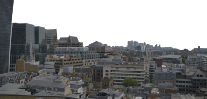 London City Skyline HD 8K