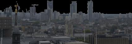 London City Skyline HD 5K