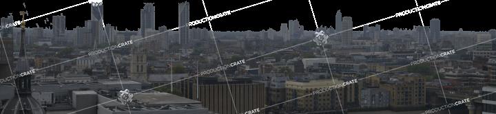 London City Skyline HD 10K