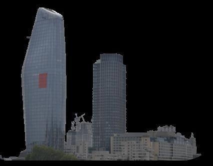 Skyscraper HD 5K