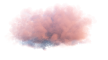 Sunset Cloud HD 13K