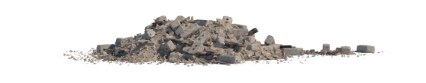 Debris Rubble Pile 19