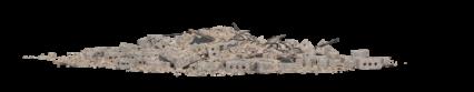Debris Rubble Pile 6