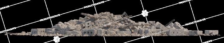 Debris Rubble Pile 8