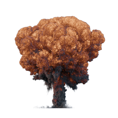 Nuclear Explosion 3