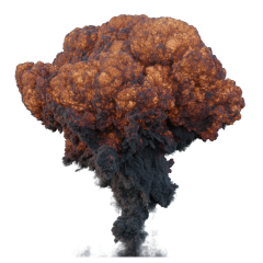 Nuclear Explosion HD 8K