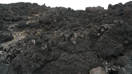 Black Terrain HD 8K