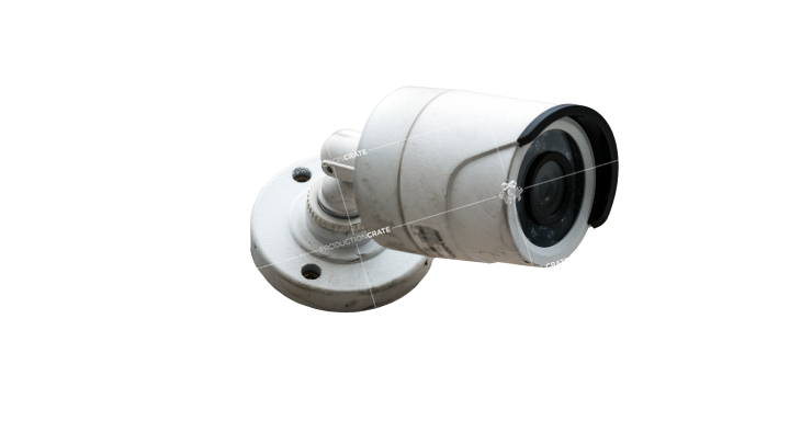 GraphicsCrate Security Camera HD 7K