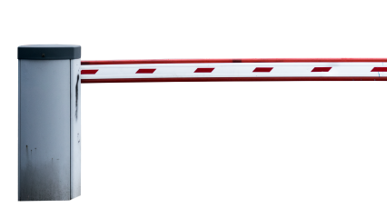 GraphicsCrate Security Road Barrier HD 7K