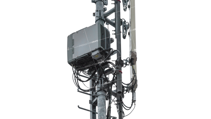 GraphicsCrate Security Tower Communications HD 7K