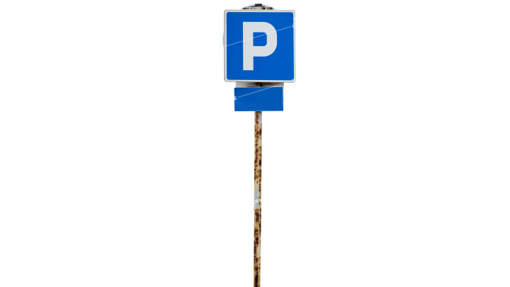 Signs Parking HD 7K