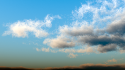 Sky Background Texture HD 7K