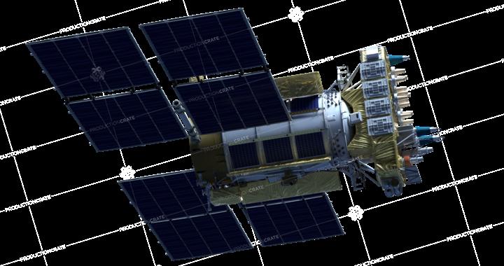 Space Satellite 4