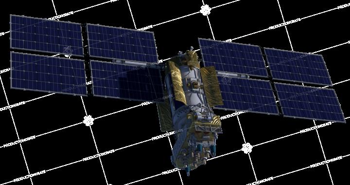 Space Satellite 5