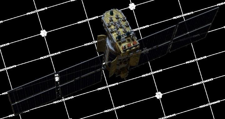 Space Satellite 6